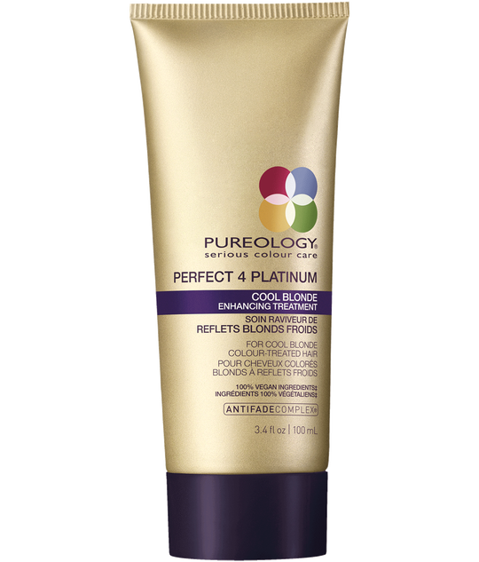 Perfect 4 Platinum Cool Blonde Enhancing Treatment