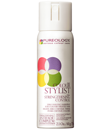 Colour Stylist Strengthening Control Hair Spray Travel Size