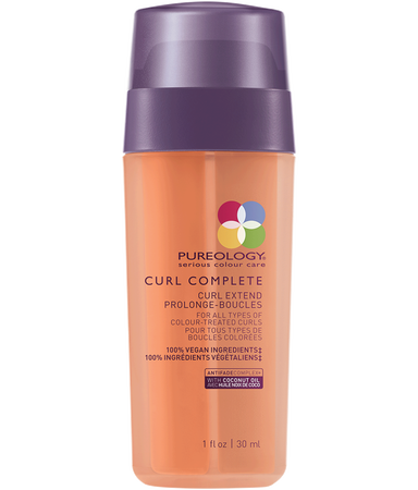 Curl Complete Curl Extend Treatment Styler