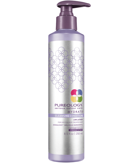 Hydrate Moisturizing Cleansing Condition
