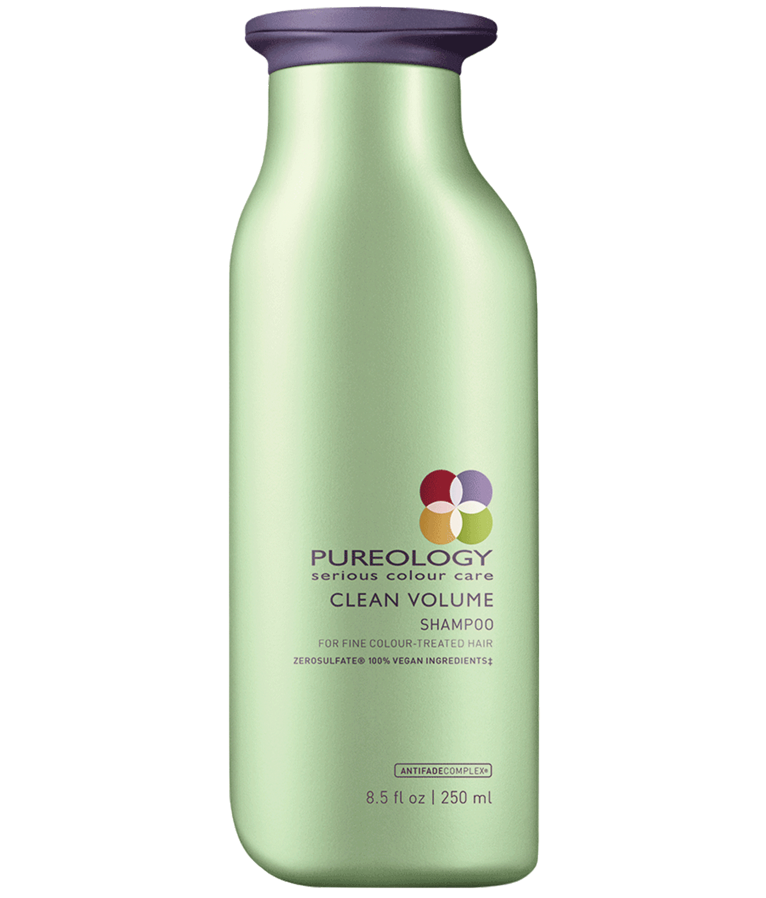 Volumizing Shampoo Color Treated Hair Pureology Clean Volume