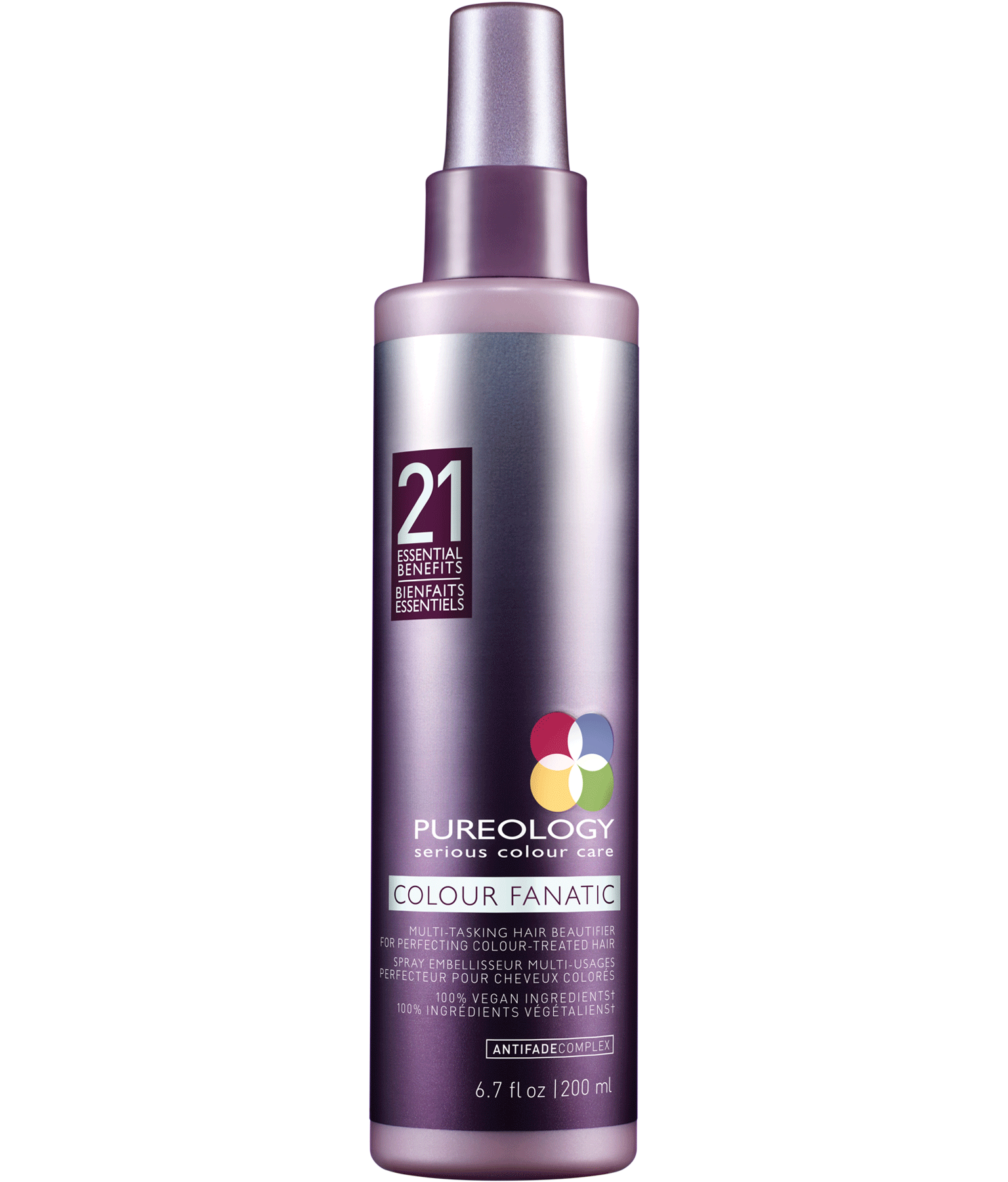 Colour Fanatic Leave In Hair Treatment Spray Pureology