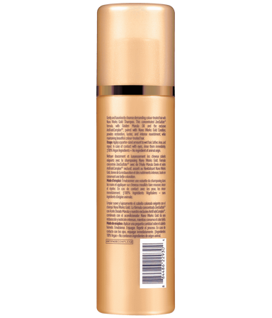 Nano Works Gold Shampoo Ingredients