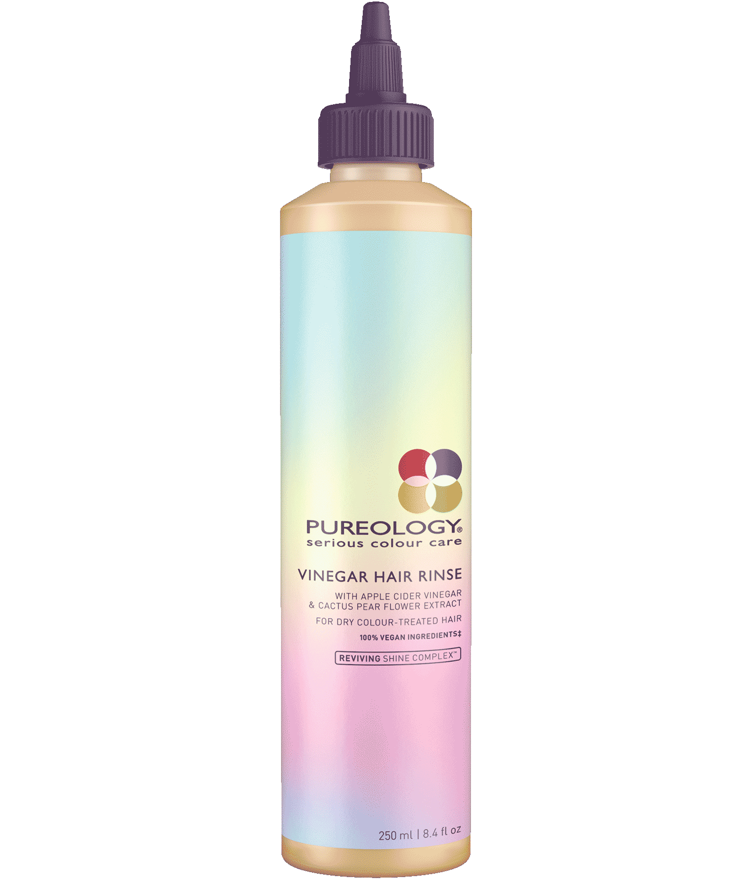 Vinegar Hair Rinse With Apple Cider Vinegar For Hair Pureology