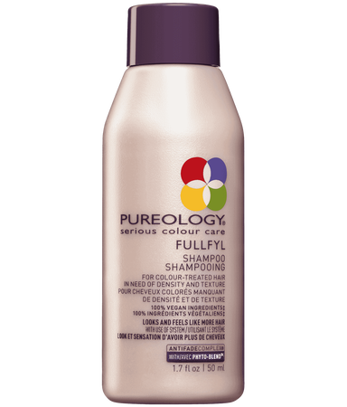 Fullfyl Travel Size, Sulfate-Free Fullfyl Shampoo for Color-Treated Hair