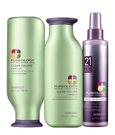 Clean Volume Product Set