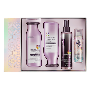 Hydrate Sheer Holiday Kit