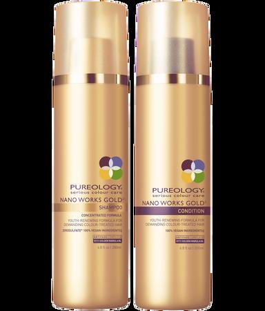 Nano Works Gold Shampoo + Condition Duo
