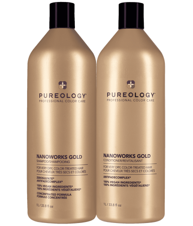Nanoworks Gold Shampoo and Condition Duo