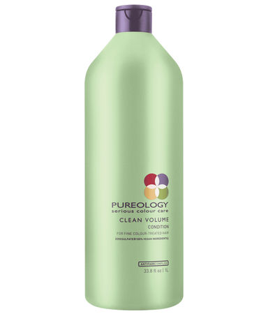 Clean Volume Volumizing Condition Liter For Fine Hair