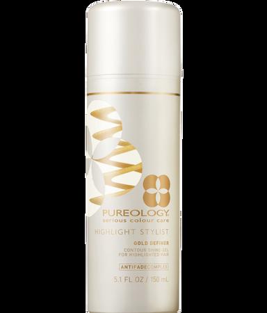 Highlight Stylist Gold Definer Contour Hair Shine-Gel