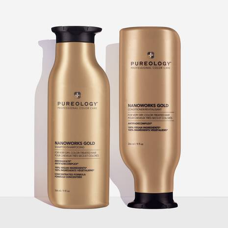 Nanoworks Gold Shampoo and Conditioner Duo