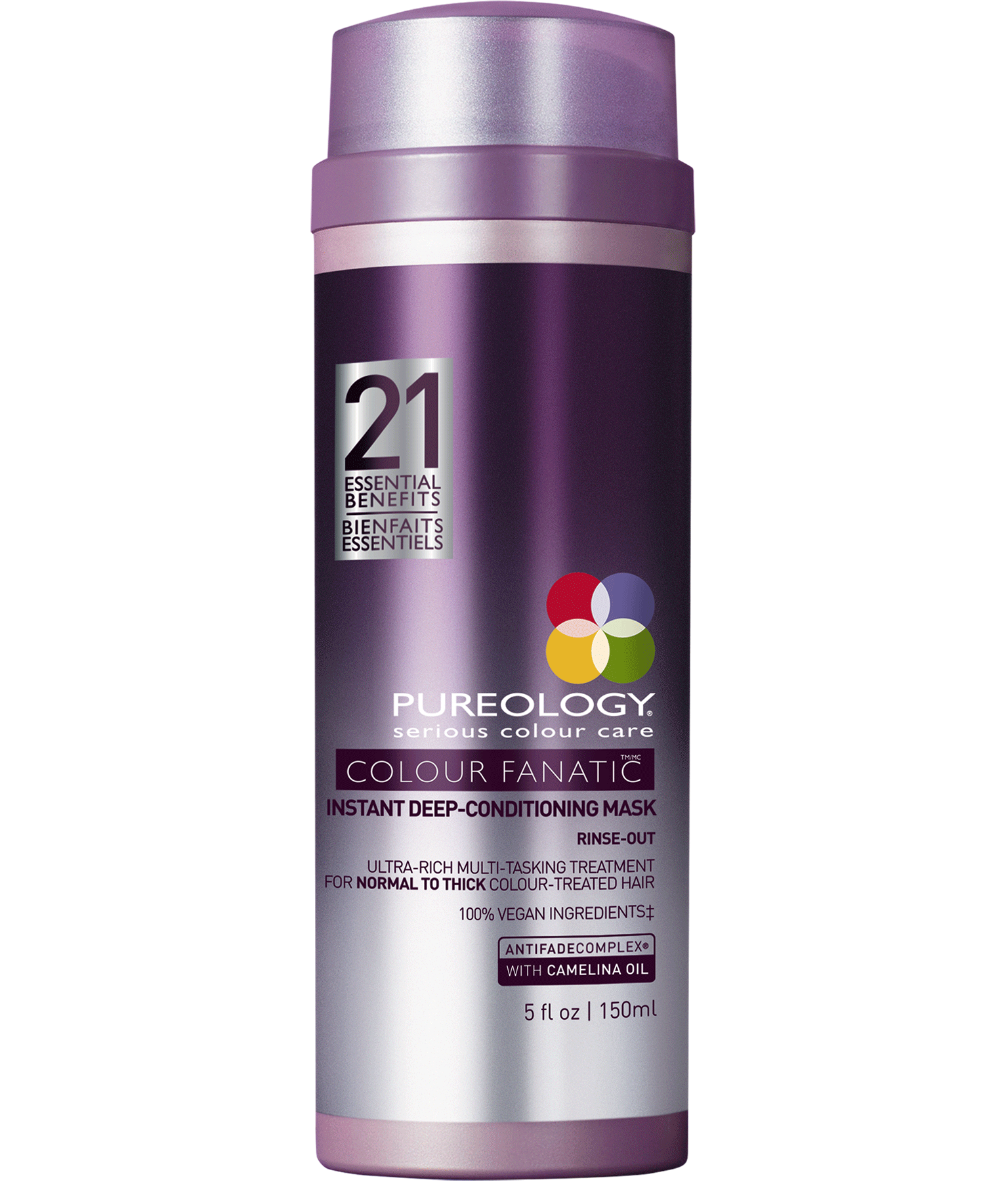 Colour Fanatic Deep Conditioning Hair Mask Pureology