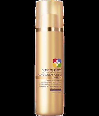 Nano Works Gold Shampoo
