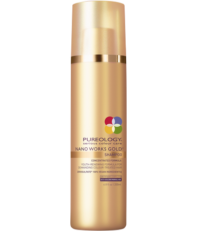 Nano Works® Gold Shampoo