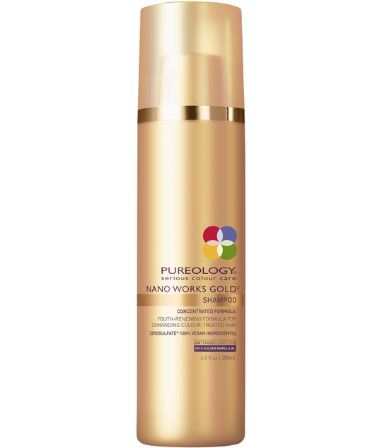 Nano Works Gold Shampoo