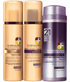 Styling Products For Fine Thin Hair Mesmerizing Hair Care And Styling Products For Fine Thin Hair  Pureology