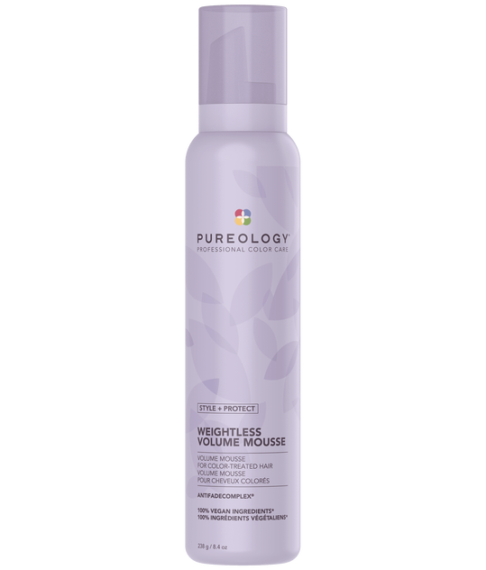Style + Protect Weightless Volume Mousse