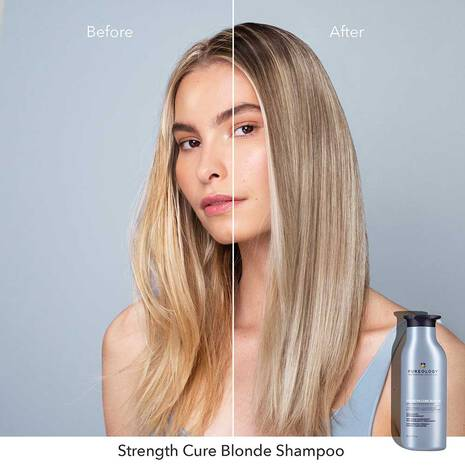 Strength Cure Blonde Shampoo and Conditioner Duo