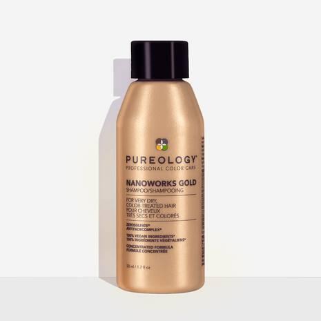 Nanoworks Gold Shampoo