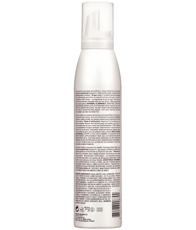 Colour Stylist Silk Bodifier Volumizing Hair Mousse Ingredients