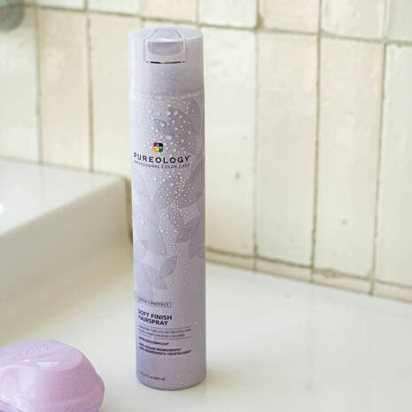 Style + Protect Soft Finish Hairspray