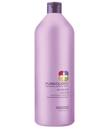 Hydrate Conditioner Liter for Dry, Color-Treated Hair