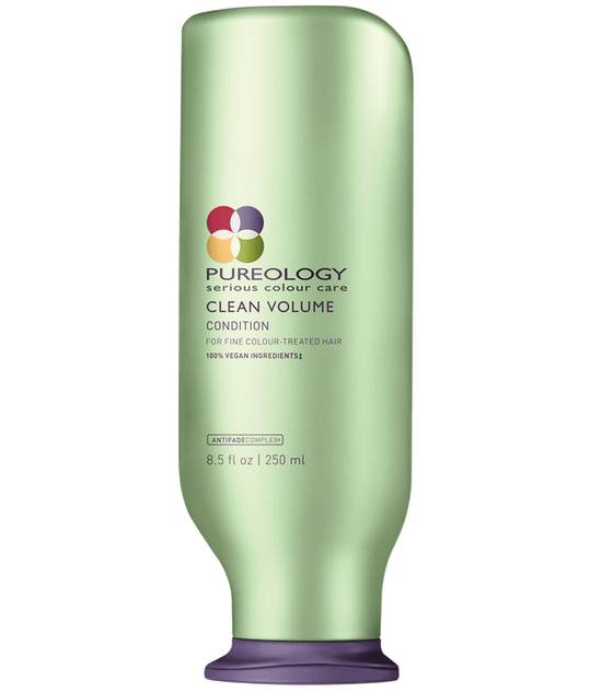 Clean Volume Conditioner by Pureology, lightweight, volumizing conditioner for fine, color-treated hair