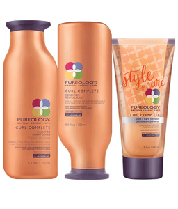 Curly Hair Products For Frizzy Curly Or Wavy Hair Types Pureology