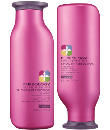 Smooth Perfection Sulfate Free Shampoo And Conditioner Duo