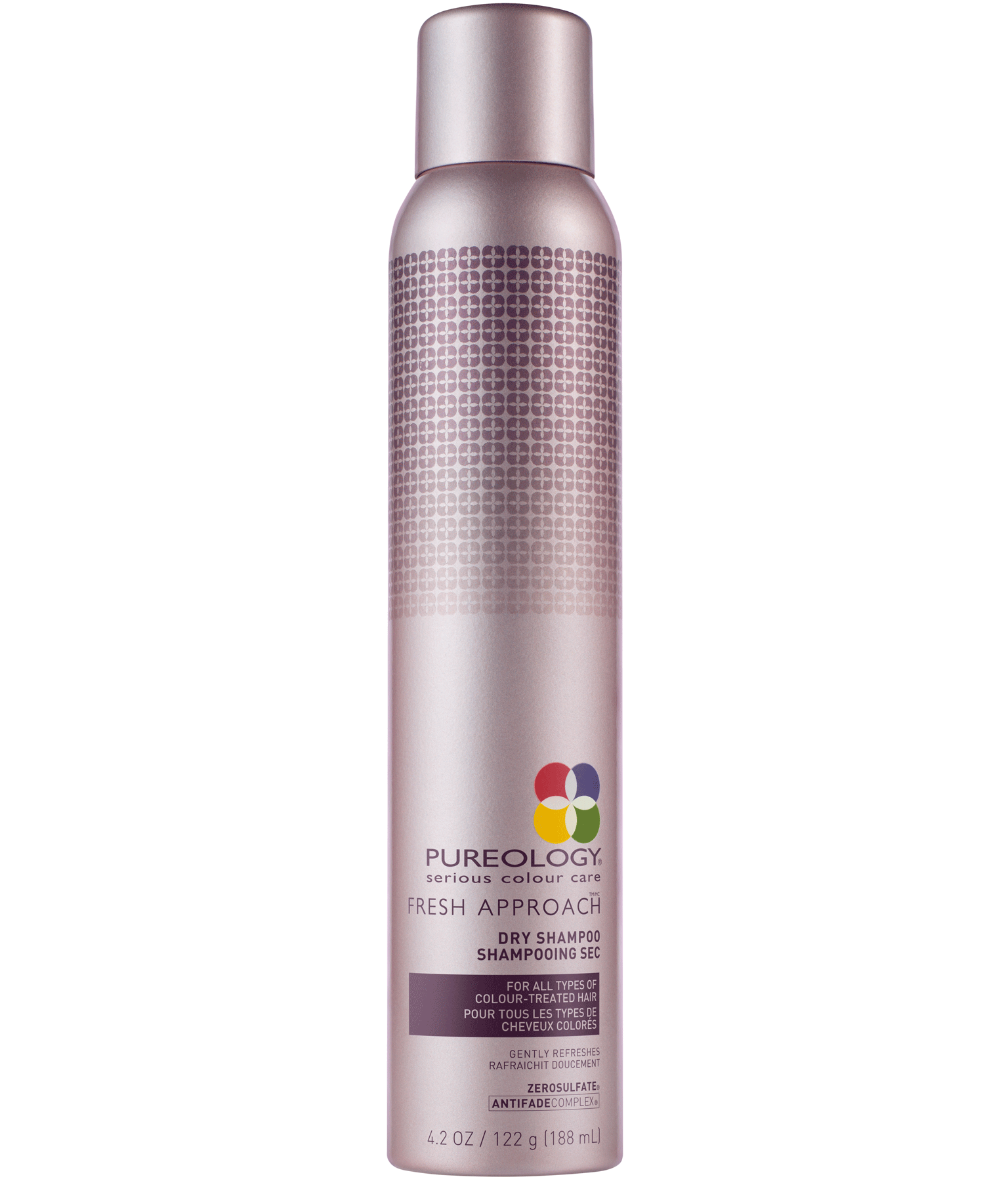 Fresh Approach Dry Shampoo For Colored Hair Pureology