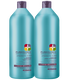Strength Cure Sulfate Free Shampoo And Conditioner Liter Duo