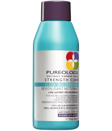 Strength Cure Anti-Breakage Cleansing Conditioner Travel Size