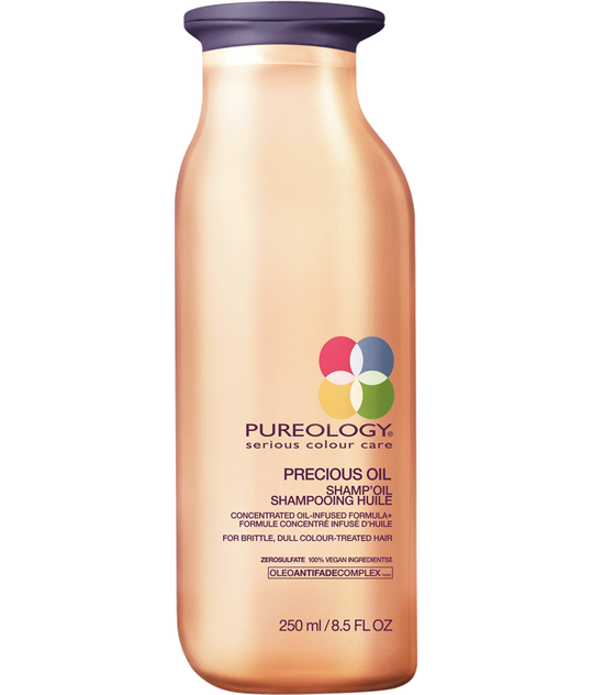 Precious Oil Brittle Hair Shampoo Oil