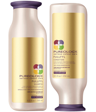Fullfyl Sulfate Free Shampoo And Conditioner Duo