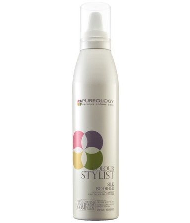 Colour Stylist Silk Bodifier Volumizing Hair Mousse