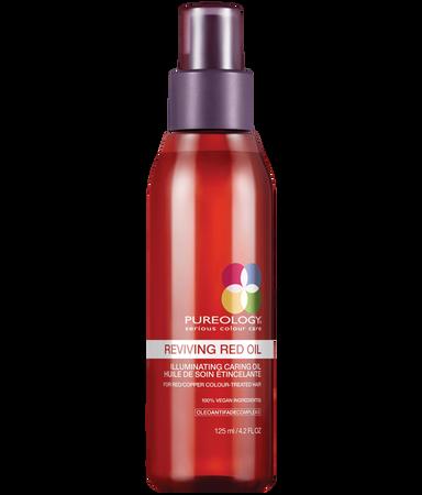 Reviving Red Illuminating Caring Hair Oil
