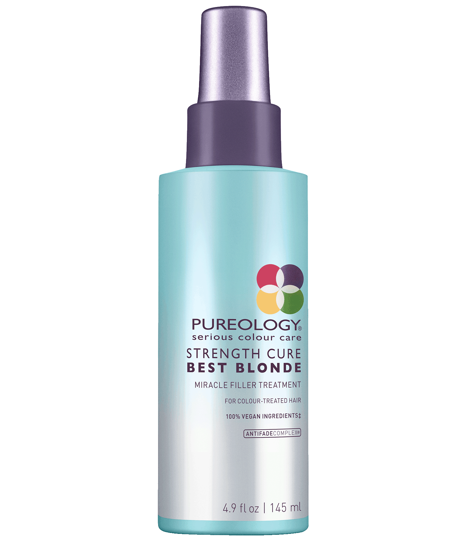 Strength Cure Best Blonde Miracle Filler For Blonde Hair Pureology