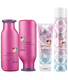 Pureology Smooth _+ Polished Styling Hair Product Set for Frizzy, Color-Treated Hair