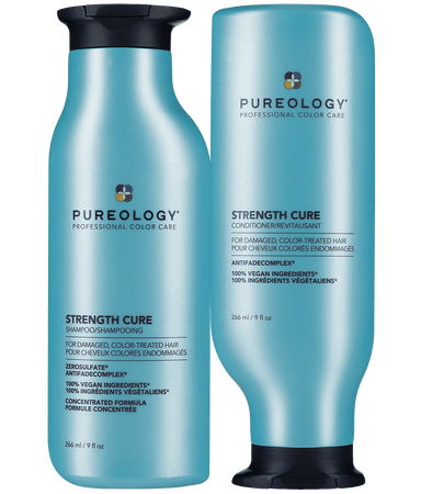 Strength Cure Shampoo and Condition Duo