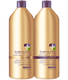 Nano Works Gold Sulfate Free Shampoo And Conditioner Liter Duo