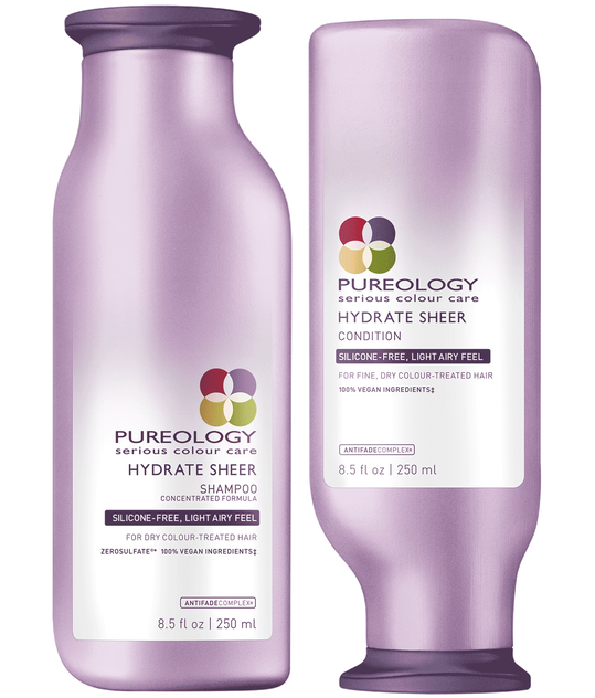 Hydrate Sheer Sulfate Free Shampoo And Conditioner Duo