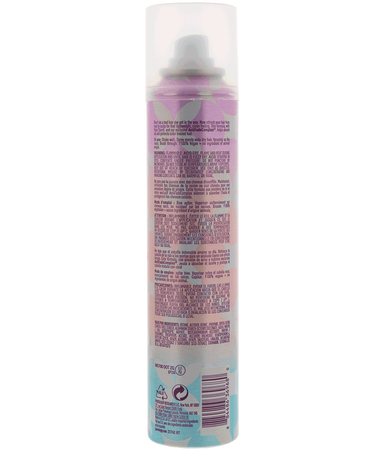 Shop Pureology Refresh & Go Oil-Absorbing Dry Shampoo for Oily hair and Color-treated or Natural Hair Back of product