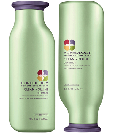 Clean Volume Shampoo Amp Conditioner Duo Pureology