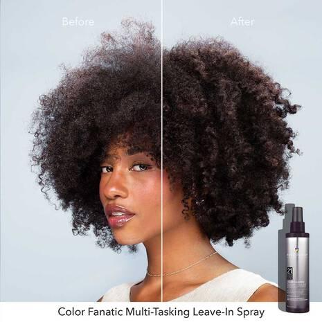 Color Fanatic Multi-Tasking Leave-In Spray