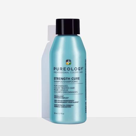 Strength Cure Shampoo