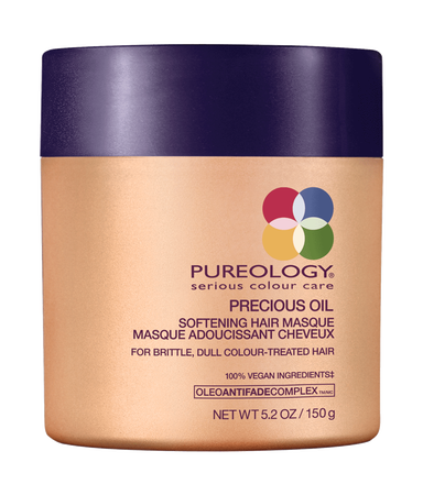 Precious Oil Softening Hair Mask