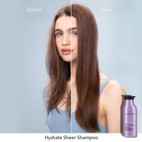 Hydrate Sheer Shampoo and Conditioner Duo