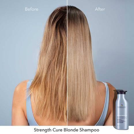 Strength Cure Blonde Shampoo