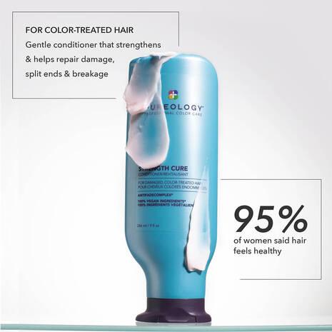 Strength Cure Damaged Hair Repair Hair Care Set